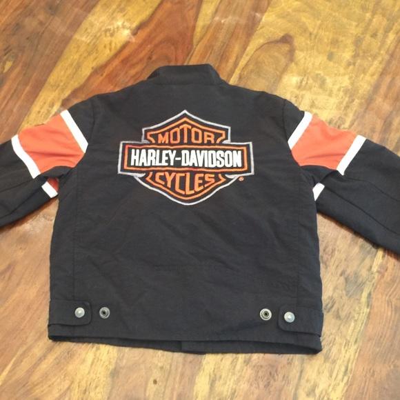 Harley Davidson Jackets Coats Harley Davidson Boys Fall Jacket W
